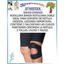 Rodillera Corta Para Central La Rodilla Color Beige