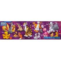 Rompecabezas Mascotas De Disney, 750 Piezas, Niños Hm4
