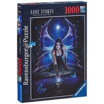 Rompecabezas Ravensburger 1000 Piezas Deseo Ana Stokes 19110