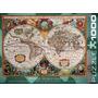 Jigsaw Puzzle - Mapa Del Mundo Antiguo 1000 Pedazo Eurograph