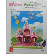 Rompecabezas 3d Princesa Sissi Maa