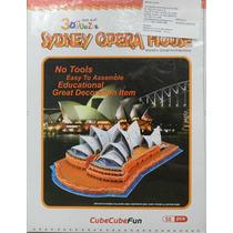 Rompecabezas 3d Opera De Sydney Maa