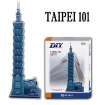 Rompecabezas 3d Taipei 101 Fn4