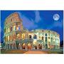 Coliseo De Roma Iluminado 500 Piezas Rompecabezas 10+ Educa