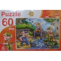 Jigsaw Puzzle - Juegos Deico Cuentos De Hadas 1 60 Puzzle Pi
