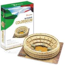 Cubicfun 3d Rompecabezas Coliseo 84 Pzs. / No Ravensburger