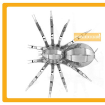 Fascinations Rompecabezas Insecto Puzzle Laser Metál 3d Hm4
