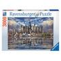 Rompecabezas Ravensburger 3000 Piezas Rascacielos Skyline