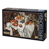 Jigsaw Puzzle - D-juguetes Impresionismo Naturaleza Muerta C