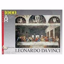 Rompecabezas Ricordi 1000 Piezas Ultima Cena Leonardo Da Vin