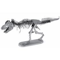 Rompecabezas Metalico 3d T-rex- Fascinations