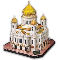 Cubicfun 3d Rompecabezas Catedral Cristo Salvador 127 Pz.