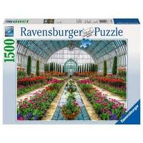 Rompecabezas Ravensburger 1500 Piezas Jardin Cristal 16240
