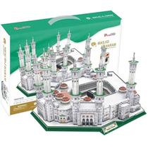 Cubicfun 3d Rompecabezas Masjid Al Haram 249 Pz. / No Ravens