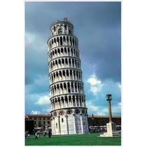 100-061 Torre De Pisa Italia Rompecabezas 1000 Piezas Tomax
