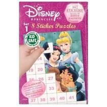 Disney Princesa Pegatina Rompecabezas Set 1 Por Lee Publicac