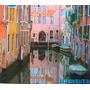 Rompecabezas Hasbro Canal Venecia Italia Paisaje Europa