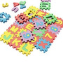 Great Deal (tm) Espuma Piso Alfabeto Y Número Puzzle Mat Par