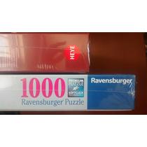 Ravensburger / Heye Rompecabezas De 1000pzas Nuevos!
