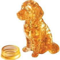 Puzzle 3d De Cristal - Perro De Perrito