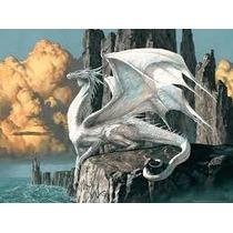 Rompecabezas Ravensburger 1000 Piezas Dragones Fantasía Mar