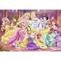 8952 Ravensburger Rompecabezas Princesas Disney 2x24 Piezas