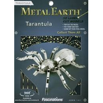Animales Tarantula Rompecabezas 3d Fascinations Metal Earth