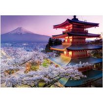 16775 Monte Fuji Japón Templo Rompecabezas 2000 Piezas Educa