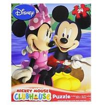 Mickey Mouse Clubhouse 24 Pieza Del Rompecabezas Surtidos Es