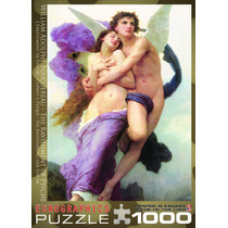 Jigsaw Puzzle - El Arrebato De La Psique William Adolphe