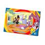 Niños Jigsaw Puzzles - Loony Toons De Bugs Y Lucas 100pc Pu