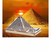 Rompecabezas 3d Solar De Madera, Pirámide De Khufu