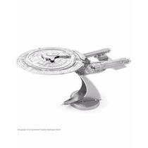 Rompecabezas Metalico 3d Enterprise Ncc-1701-d Star Trek