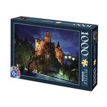 Jigsaw Puzzle - D-juguetes Rumanía Castillo De Bran 1000 Pe
