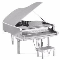 Rompecabezas 3d Piano Cola Fascinations Metal Earth Mms080