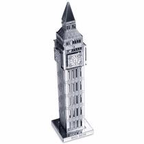 Rompecabezas Miniatura 3d Metálico Big Ben
