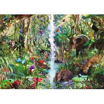 Rompecabezas Ravensburger 9000 Piezas Animales De La Selva