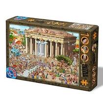 Jigsaw Puzzle - D-juguetes Templo Colección De Dibujos Anim
