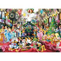 Hermoso Rompecabezas: Navidad Con Disney De 1000 Pzas