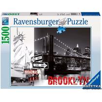 Rompecabezas Ravensburger 1500 Piezas Puente Brooklyn 16268