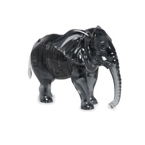 3d Puzzle - Elefante Cristal Rompecabezas Tridimensional
