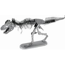 Rompecabezas 3d Tiranosaurio Rex En Metal Fascinations