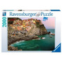 Rompecabezas Ravensburger 2000 Piezas Cinco Tierras Italia