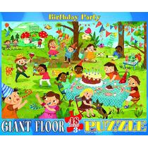 Jigsaw Puzzle - Fiesta De Cumpleaños De 48 Piezas Eurograph