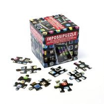 Jigsaw Cubo - Impossipuzzle App Móvil Puzzle 100