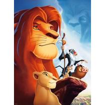 10696 Disney El Rey León Rompecabezas 100 Pz Ravensburger