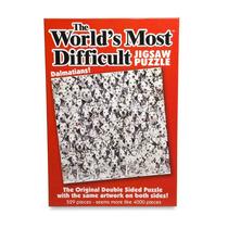 Kids Jigsaw Puzzle - El Mundo Más Difícil -