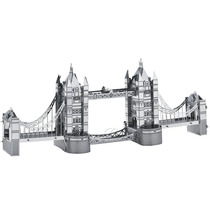 Rompecabezas Mini 3d Metalico Genial Puente De Londres