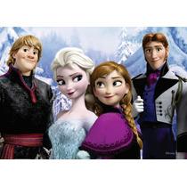 Ravensburger Rompecabezas Frozen Anna Elsa 24 Pz 70x50 Piso