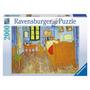 Rompecabezas Ravensburger 2000 Piezas Recamara Van Gogh Arte